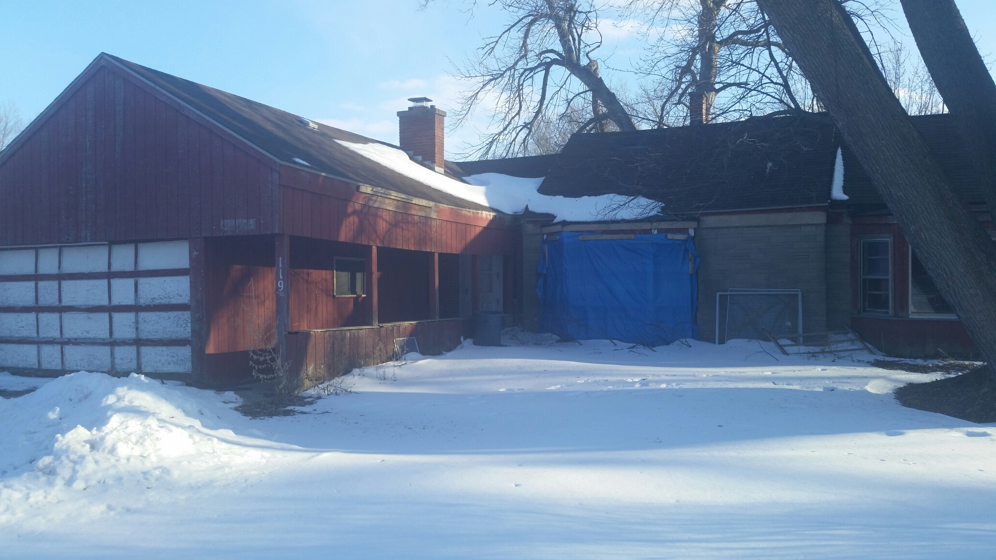 water restoration, water damage, snow damage, flood damage