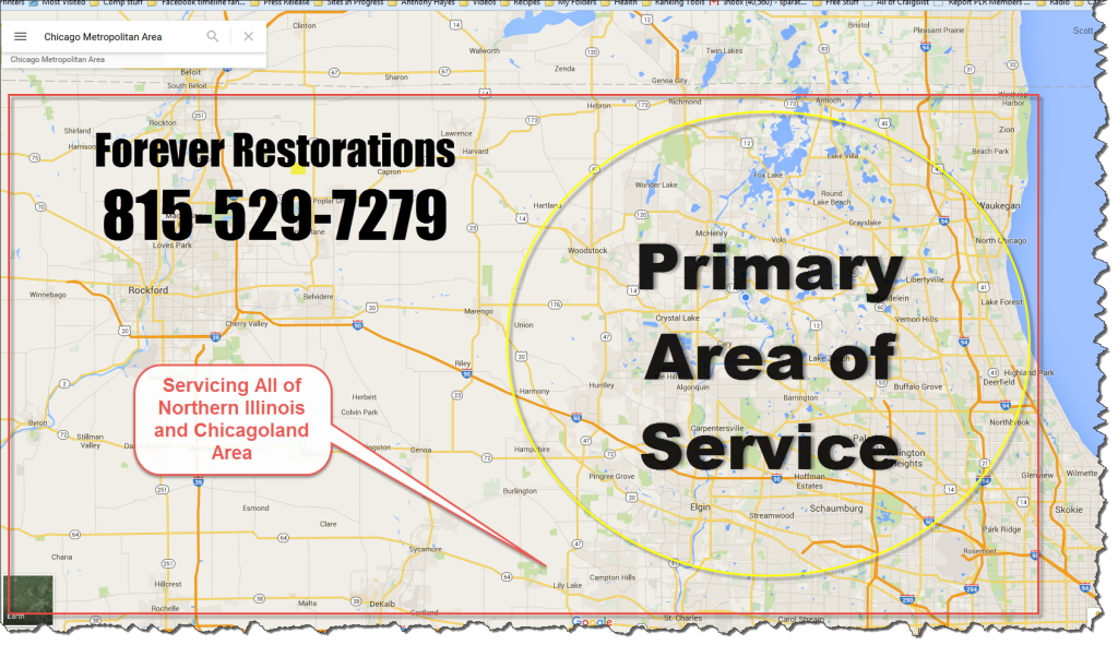 Water Damage Repair and Restoration for Forever Restorations