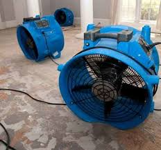 commercial dryout fans for water damage repairs